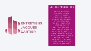 L'économie circulaire lors des 32e Entretiens Jacques Cartier