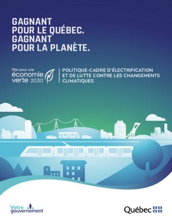 Plan pour une économie verte 2030