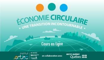 MOOC Économie circulaire, Une transition incontournable: Déjà plus de 5000 participants !