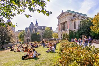 Gestion des actifs (biens matériels) de l'Université McGill en mode circulaire