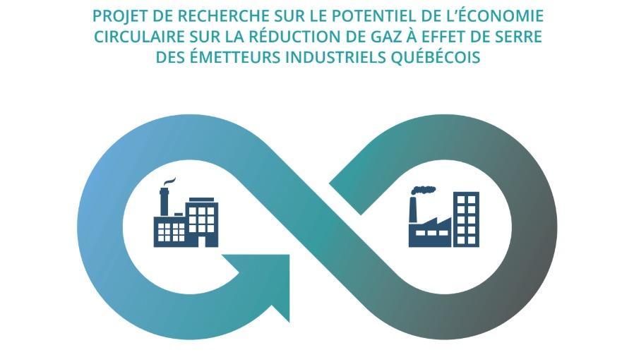 Lancement du 1er rapport du projet sur l'économie circulaire & la réduction des GES industriels