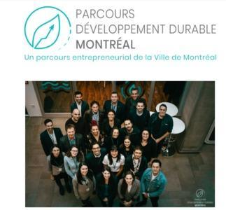 Le Parcours Développement durable Montréal 2020 recrute !