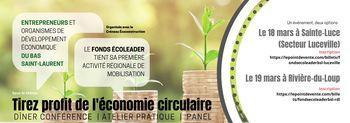 Invitation aux entreprises : Comment tirez profit de l'économie circulaire ?