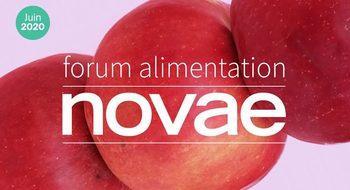 Forum Novae - Alimentation : comment relever les grands enjeux alimentaires de notre époque ?