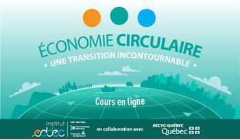 À vos agendas : 3e édition du MOOC en économie circulaire !