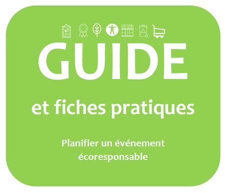 Guide – Planifier un événement écoresponsable