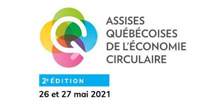 Assises québécoises de l'économie circulaire 2021