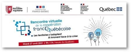 Rencontre de la coopération franco-québécoise
