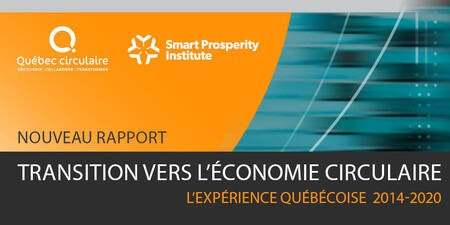 Le Québec: leader de l'économie circulaire à l'échelle canadienne