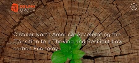 Nouveau document de travail pour une Amérique du Nord circulaire