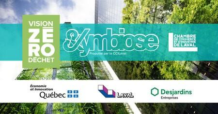 Lancement de l'initiative Symbiose Laval – Vision zéro déchet.
