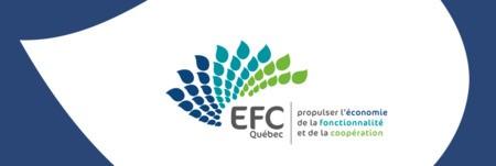 Économie de fonctionnalité et de la coopération: 20 entreprises en action avec EFC Québec
