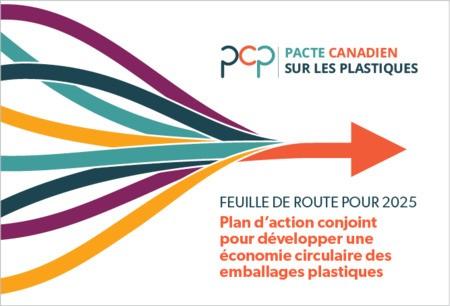 Feuille de route pour 2025: Plan d'action conjoint pour développer une économie circulaire des emballages plastiques
