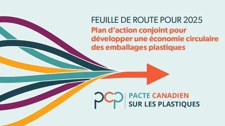 Le Pacte canadien sur les plastiques publie une feuille de route pour 2025