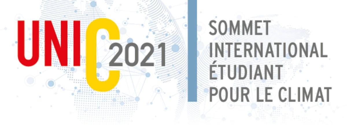 Appel de candidatures - Sommet international étudiant pour le climat UniC2021