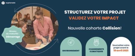 Appel à projets - avis aux entrepreneurs en environnement