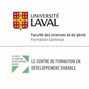 Centre de formation en développement durable Faculté des sciences et de génie