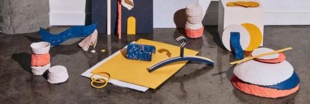 Une collection d'objets design pour une production manufacturière zéro déchet