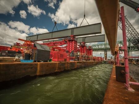 Concours de valorisation des matériaux du pont Champlain d'origine