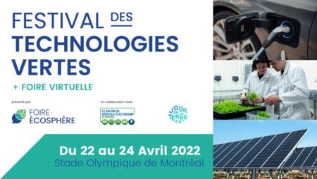 Le Festival des technologies vertes: une occasion pour créer des partenariats entre écoentrepreneurs